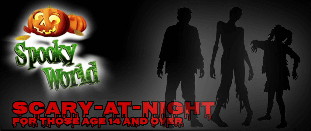Spooky World UK Scary-at-Night Banner